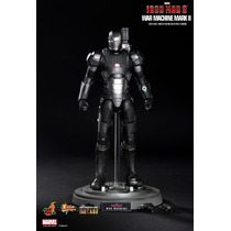 Hot Toys Iron Man 3 War Machine Ii Diecast Nuevo En Stock
