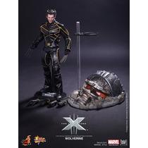 Hot Toys X-men Wolverine Last Stand Nuevo Escala 1/6 En Mano