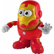 Sr Cara De Papa Iron Man Ironman Pop Taters Coleccionable