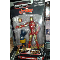 Iron Man Age Of Ultron Marvel Legends Avengers Series Thanos
