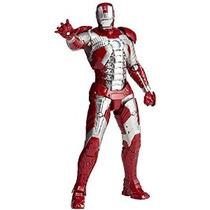 Marvel Iron Man Legado De Revoltech Iron Man Mark V 6.3 Figu