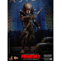 City Hunter Predator Sixth Scale Figure By Hot Toys Igcomics