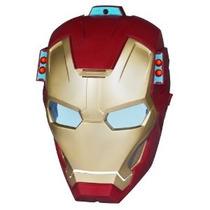 Máscara De Marvel Iron Man 3 Arc Fx Misión