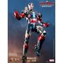 Iron Man3:iron Patriot Hot Toys Avengers-unica Pieza