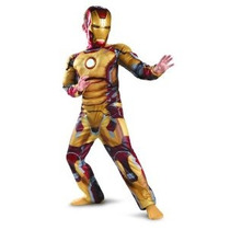Disfraz Marvel Iron Man Movie 3: Iron Man Mark 42 Muchachos