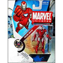 Iron-man,marvel Universe,serie 3 033,nuevo,sellado,figura