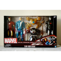 Iron Man Quick Silver Y War Machine Titan Hero Series
