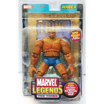 The Thing Marvel Leyends 18 Cm Alto 3 0 Puntos Series 2