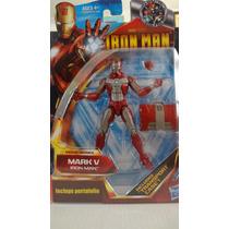 Ironman Armadura Mark V Serie Universe Marvel Avenger Dc
