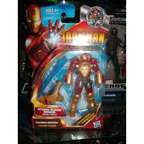 Iron Man Storm Surge Armor Marvel Estilo Universe