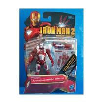 Sgg Marvel Avenger Iron Man Armor Mision Inferno 3 3/4 C9
