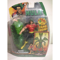 Marvel Legends Doc Samson Fin Fang Foom Baf Series