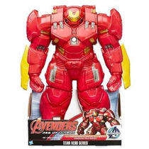 Armadura Hulkbuster Marvel Avengers Iron Man 45cm Articulada