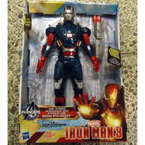 Iron Man 3 Arc Strike Iron Patriot Electronic No War Machine