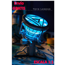 Iron Man Reactor Arc - Envio Gratis