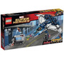 Iron Man Super Heroes Avengers Quinjet Ultron Marvel Lego