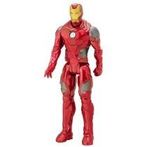 Marvel Titan Series Héroe Batalla Traje De Iron Man