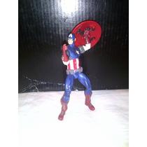 Marvel Universe Ultimate Captain America