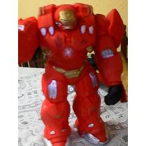 Figura Iron Hulkbuster + Envio Gratis Por Correos De Mexico