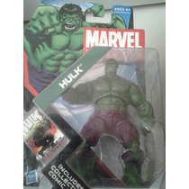 Marvel Universe Green Hulk Verde Serie 4 009