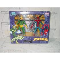 Marvel Select Electro Vs Spiderman (diamon Select Toys)