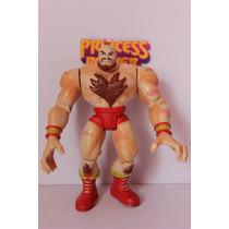 Zangief X-men Vs Street Fighter Toy Biz Pre Marvel Legends