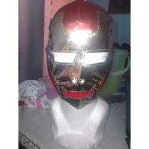 Mascara De Ironman P/niño Iron Man. Avengers.vengadores.