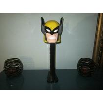 X-men Wolverine Pez Gigante Con Sonido Y Como Nuevo