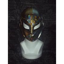 Wwe Cmll Aaa Mascara De Luchador Mistico P/niño