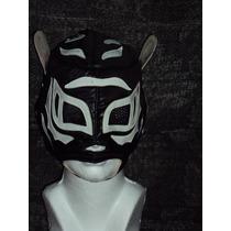 Mascara De Luchador Pantera P/niño.
