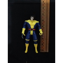 Figura De Acción Wolverine 1992