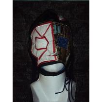 Wwe Cmll Aaa Mascara De Luchador Cybernetico P/niño.