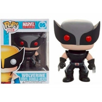 Funko Pop X-force X-men Wolverine Grey Black # 05
