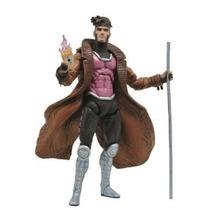 Diamond Select Toys Marvel Select: Gambit Figura De Acción