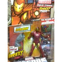 Marvel Legends, Ironman Extremis, Nuevo Y Completo!!
