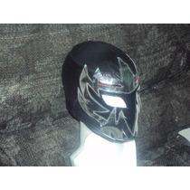 Wwe Cmll Aaa Mascara De Luchador Mascara Dorada P/niño.