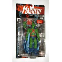 Martian Manhunter Unmasked Dc Direct No Baf Marvel Universe