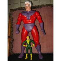 Magneto Gigante 40cm X Men Marvel Legend Universe Spiderman