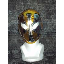 Wwe Cmll Aaa Mascara De Luchador Angel De Oro P/niño