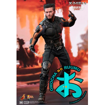 Wolverine Days Of Future Past Hot Toys Meses Sin Intereses