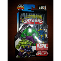 Marvel Universe Comic Packs Hulk Ciclope Legends Select Raro