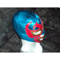 Wwe Cmll Aaa Mascara De Luchador 2 Caras P/niño.