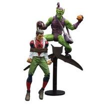 Diamond Select Toys Marvel Select: Classic Duende Verde Vs F