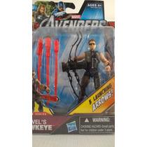Hawkeye Ojo De Halcon Marvel Universe Avengers Spiderman Hul