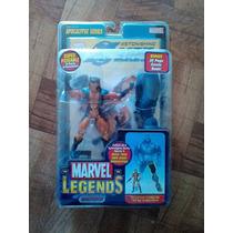 Wolverine Serie Apocalypse Marvel Legends Toybiz Trabucle