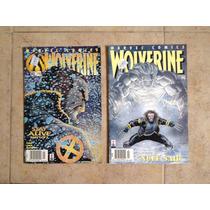 Wolverine Stay Alive Comics 2002 En Ingles