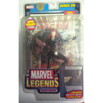 Black Widow, Marvel Legends, Serie 8 Figura En Blister