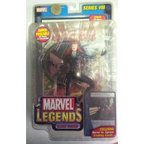 Black Widow, Marvel Legends, Serie 8 Figura En Blister