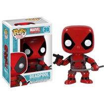 Marvel Funko Pop Vinyl Deadpool X-men No Infinite Legends