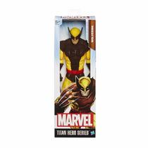 Wolverine Figura Articulada Titan Hero Series Hasbro